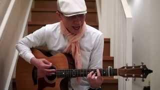 何も言えなくて・・・夏 JAYWALK(J-WALK) Cover 弾き語りカバー guitar:...
