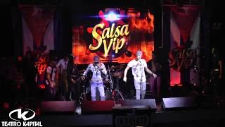 SALSA VIP - LA CARO BAND & EL BAILE DEL CACHUMBAMBE