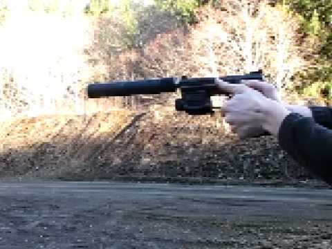 HK USP Tactical .45 Suppressed / Unsuppressed (SWR HEMS 2 Suppressor)