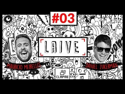 A Laive Das Lives Com Maurício Meirelles E Daniel Zukerman #03