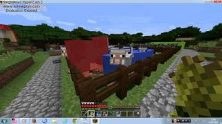 tutorial de ovejas en minecraft