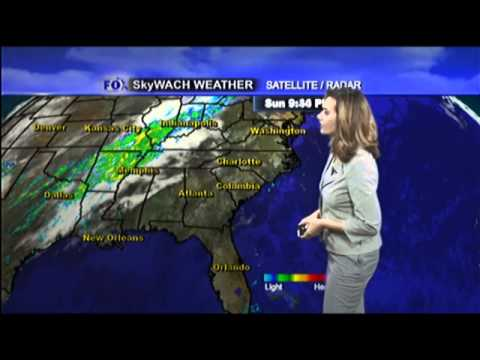 WACH Forecast12/05/11, Alexis King