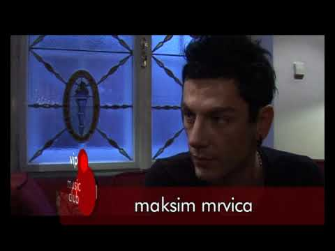Vip Music Club LP - Maksim Mrvica interview