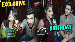 Birthday Special: Pearl Puri aka Abeer Malhotra Cuts His Birthday Cake