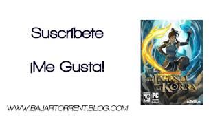 Descargar The Legend Of Korra - Torrent PC