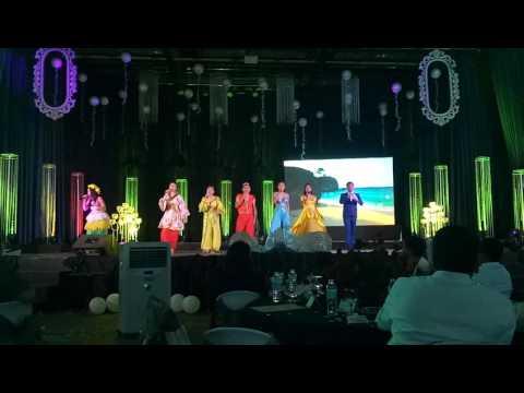 How Far I'll Go | Sanghimig Chorale | USTP Grand Opening