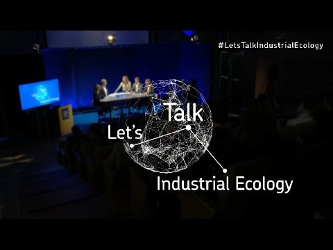 Industrial Ecology and Sustainable Engineering | Let's Talk
