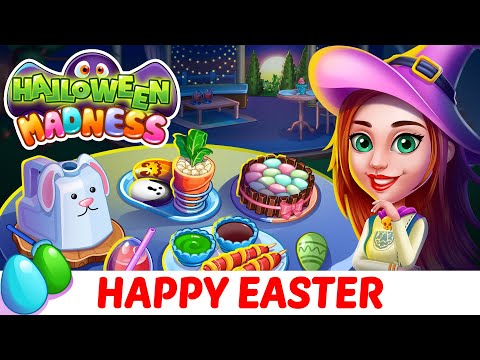 Halloween Madness : Cooking Games Fever 홍보영상 :: 게볼루션