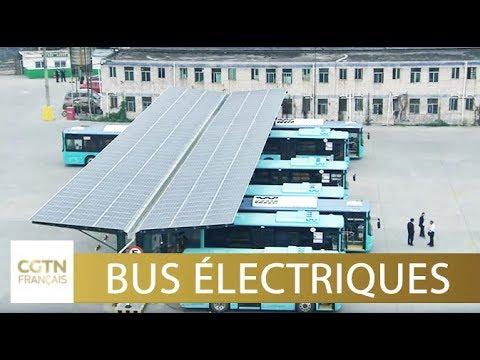 "Le bus électrique ""MADE IN CHINA"""