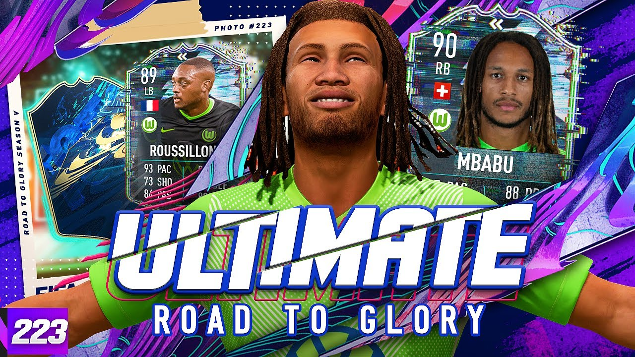 Download WE PACKED HIM!!! 90 FLASHBACK MBABU!!! ULTIMATE RTG #223 - FIFA 21 Ultimate Team Road to Glory