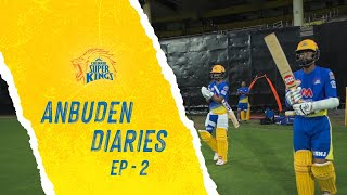 Gearing up for the #SummerOf2021! | EP - 2 AnbuDen Diaries! 💛🦁