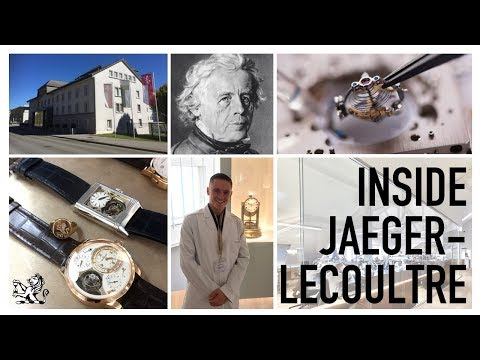 A Jaeger-LeCoultre Exclusive - Tour Of The Luxury Watchmaker, Grand Complications & GyroTourbillon