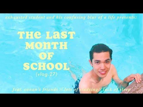 ☀️ the last month of school ☀️ (vlog.27)