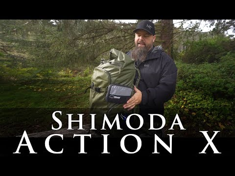 Shimoda Action X Camera Bag Review