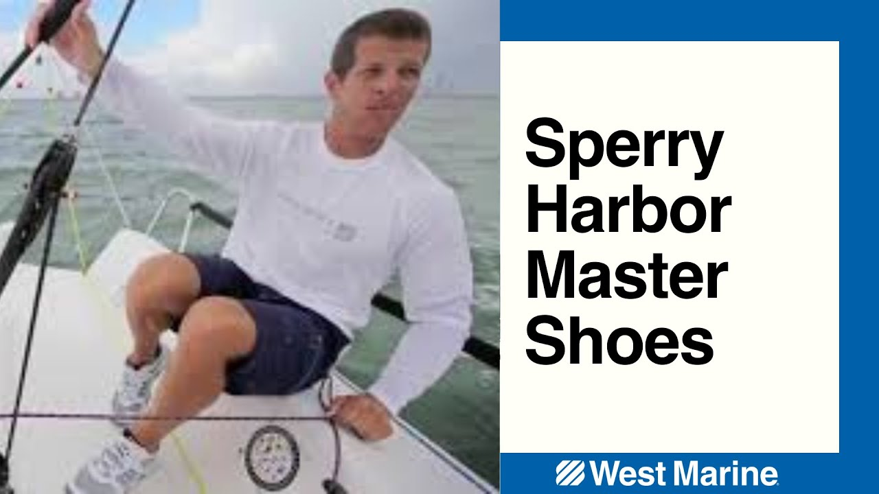 Sperry Top-Sider Harbormaster Shoes