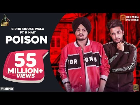 Poison new full song Sidhu Moose Wala status Mp3 download lyrics