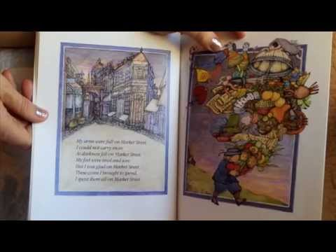 On Market Street By Arnold Lobel and Illustrated By Anita Lobel Read By Angelina Jean