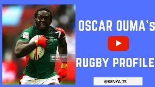 Oscar Ouma Achieng Rugby Profile ★ 2018