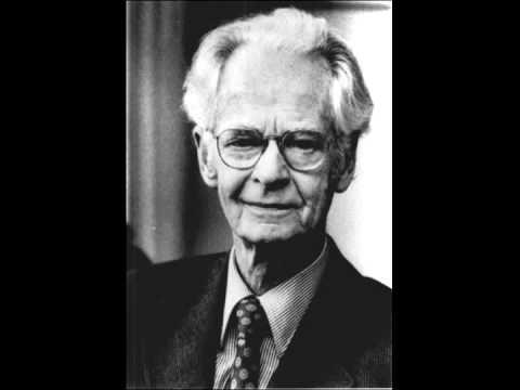 B. F. Skinner - Behaviorism is a Humanistic Psychology