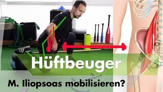 Video Top 3+1 Hüftbeuger Mobilisationen | Der M. iliopsoas download MP3, 3GP, MP4, WEBM, AVI, FLV April 2018