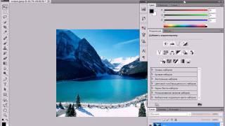 Работа с панелями в Adobe Photoshop CS5 (4/51)(http://www.teachvideo.ru/ - тысячи обучающих роликов на нашем сайте бесплатно! Для более удобной работы с Adobe Photoshop CS5..., 2010-06-10T10:32:41.000Z)