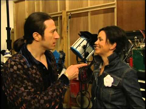 A Day On The Set  The Sopranos Featurette