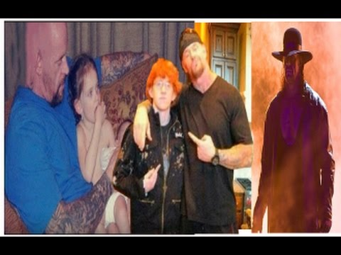 The Undertaker Life At Home .