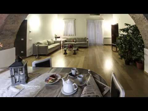 Quintocanto Hotel & SPA in Palermo - (Brief welcome)