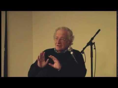 Noam Chomsky on Work and Human Creativity