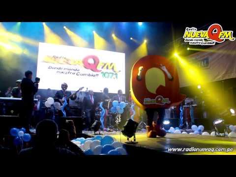 Agua Marina celebró con Tula y la Fuana | Radio Nueva Q FM