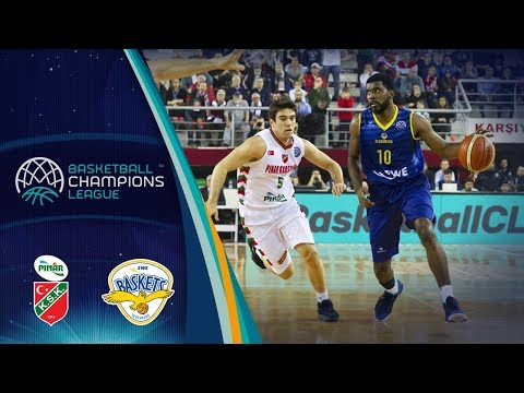 Pinar Karsiyaka v EWE Baskets Oldenburg - Full Game - Basketball Champions League