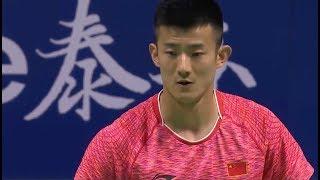 Tahoe China Open 2017 | Badminton F M5-MS | Viktor Axelsen vs Chen Long