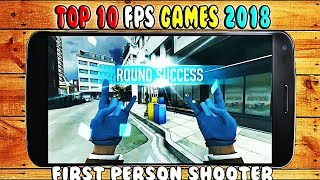 Best Multiplayer Games For Android 2018 ( FPS Android )