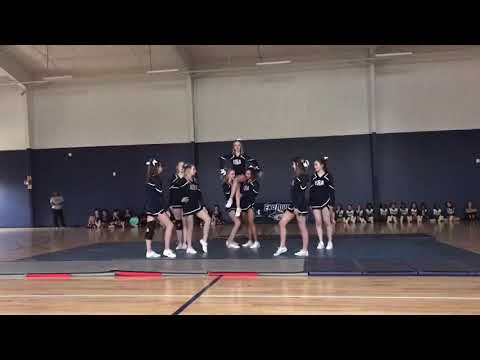 Eno River Academy Showman routine