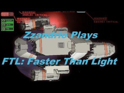 Zzandrio Plays FTL - Slug Cruiser - Full Playthrough