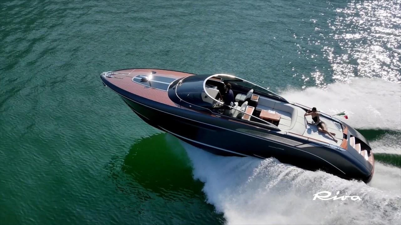 Luxury Yacht   Riva Fleet   Ferretti Group   YouTube