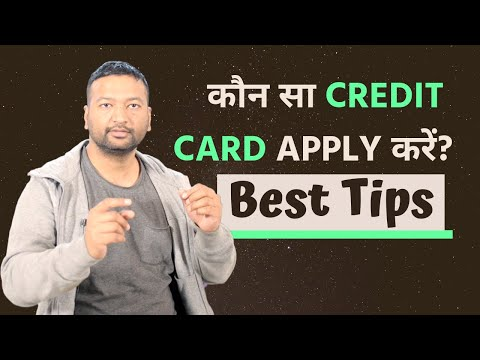 Best Credit Card Selection Tips In India
