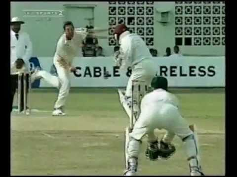 1999 West Indies vs Australia - test series highlights