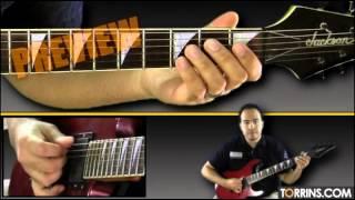One (Metallica) Guitar Lesson (Preview)