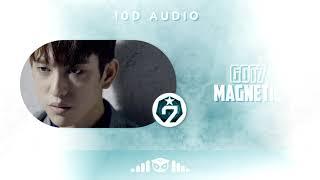10D | GOT7 (갓세븐) – MAGNETIC (너란 Girl) | USE HEADPHONES |