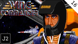 Wing Commander 1 Campaign Gameplay - The End - Part 16