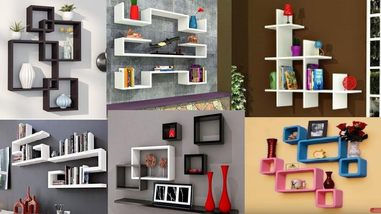 50 Modern Corner Wall Shelves Design Home Wall