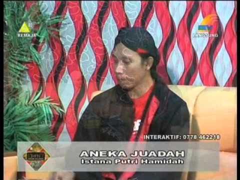 BAKUL DEMANG - BATAM TV - Episode 05 - 07 April 2015 Agnes - Juadah Istana Putri Hamidah