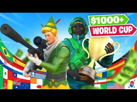 How Lachlan + Fresh WON $1000+ In Fortnite World Cup!