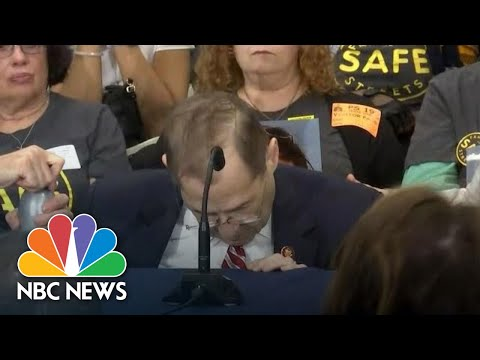 Jerry Nadler Recovering After Almost Fainting During Press Conference | NBC News
