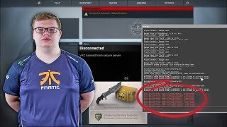 Download lagu TOP 8 CSGO PLAYERS CAUGHT CHEATING LIVE CS GO MP3