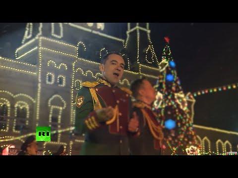 La Guardia Nacional Rusa celebra la navidad con el 'Last Christmas'