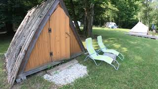 Eco River Camp - Globoko, Slovenija