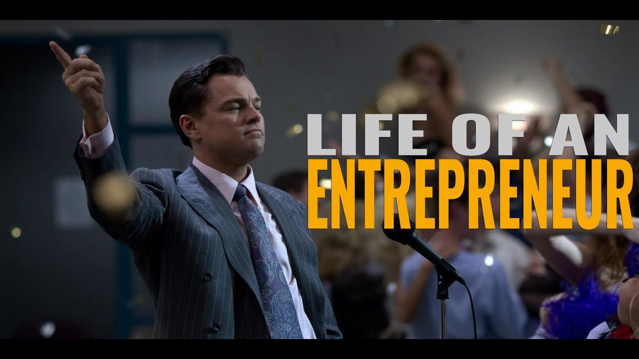 life of an entrepreneur jeff Some people mistake having characteristics of an entrepreneur as being an entrepreneur, but that does not make you an entrepreneur that is like saying all tall people are good at basketball.