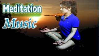 Relaxing ; ดนตรีสมาธิ ; Meditation Music, สงบ พักผ่อน สบายใจ ; 3 ชั่วโมงครึ่ง ; 210 min.@1